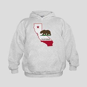 CALI STATE w BEAR Hoodie
