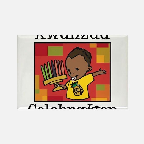Kwanzaa Celebration boy.png Magnets