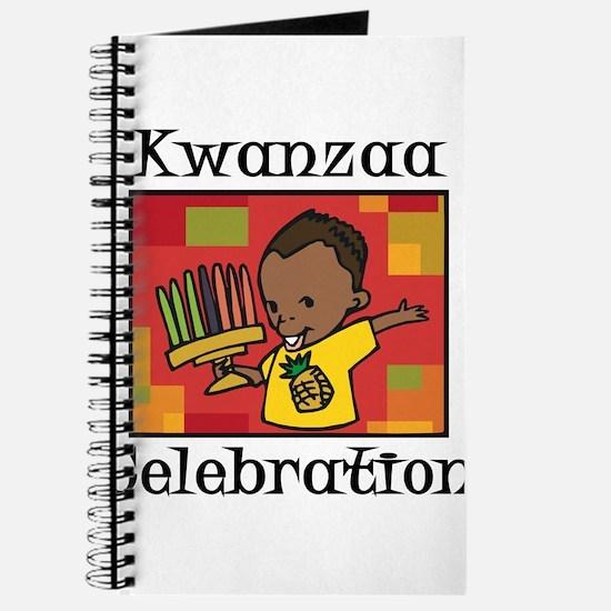 Kwanzaa Celebration boy.png Journal