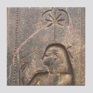 Seshat Tile Coaster