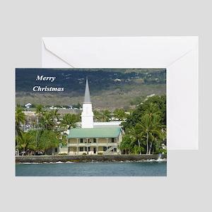 Mokuaikaua Church Greeting Card