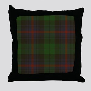 Urquhart Tartan Throw Pillow
