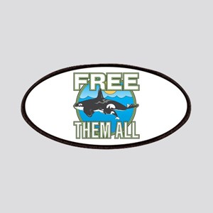 Free Them All(Whales) Patches