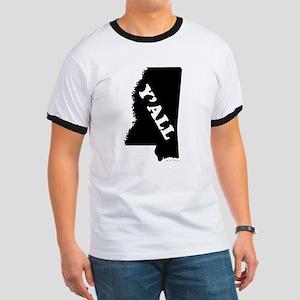 Mississippi Yall T-Shirt