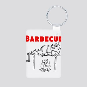 Barbecue Keychains