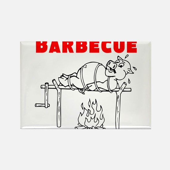 Barbecue Magnets