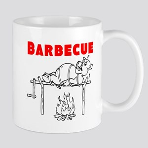 Barbecue Mugs