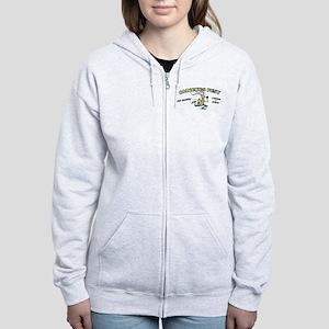Vamonos Pest Women's Zip Hoodie