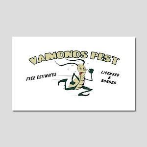Vamonos Pest Car Magnet 20 x 12