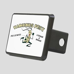 Vamonos Pest Rectangular Hitch Cover
