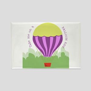 Balloon Ride Magnets
