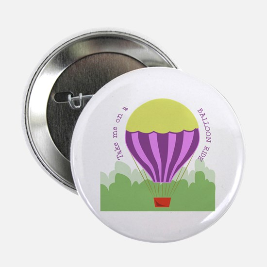 "Balloon Ride 2.25"" Button"