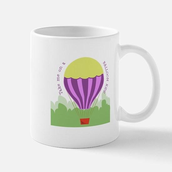 Balloon Ride Mugs