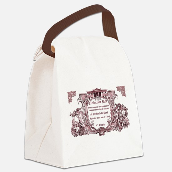 Cute Sense Canvas Lunch Bag