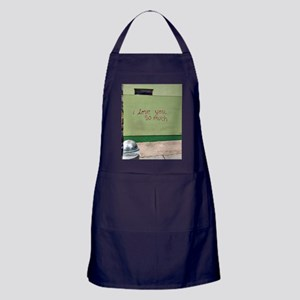 I love you so much  Apron (dark)