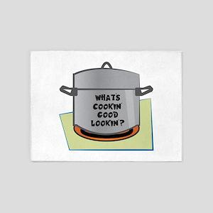 Whats Cookin Good Lookin 5'x7'Area Rug