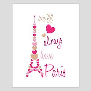 Always Have Paris Posters