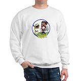 English shepherd Hoodies & Sweatshirts