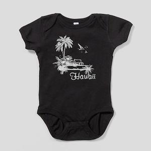 Hawaii beach Baby Bodysuit