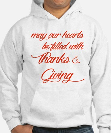 Thanks&Giving Hoodie