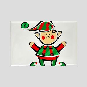 cute elf Magnets