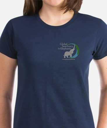 T-Shirt With Logo- Dark Colors