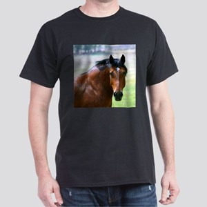 Horse Muscle Dark T-Shirt
