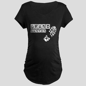 Hike Grand Canyon Maternity T-Shirt