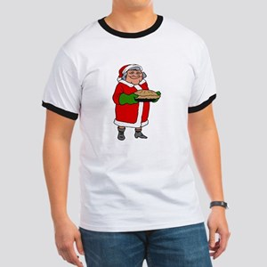 mrs claus with a pie T-Shirt