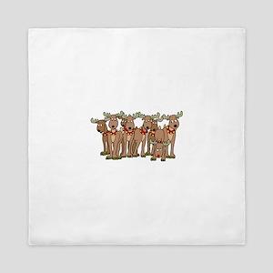 Reindeer Queen Duvet