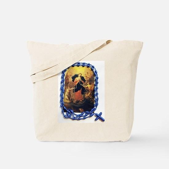 Unique Knots Tote Bag