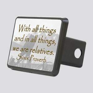 With All Things Hitch Cover