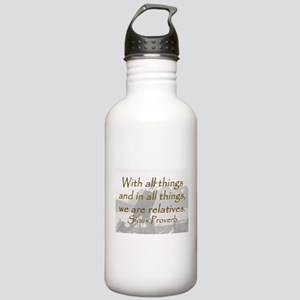 With All Things Water Bottle