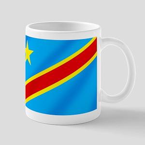 Congolese Flag Mug