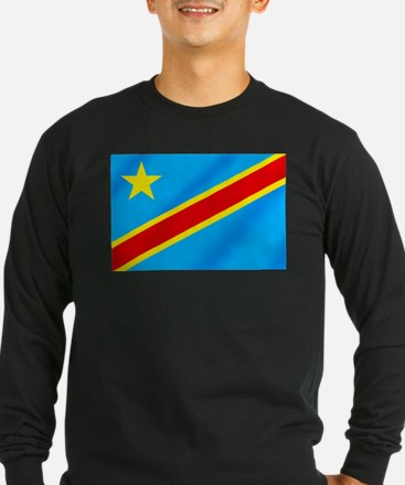 Congolese Flag T