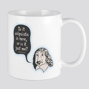 Descartes Solipsism Mug