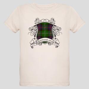 b61c3714c26c73 Clan Sutherland Organic Kids T-Shirts - CafePress