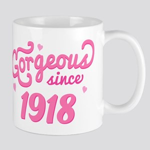 1918 Birth Year Birthday Mug