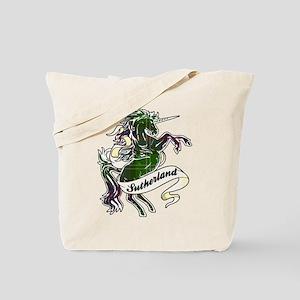 Sutherland Unicorn Tote Bag