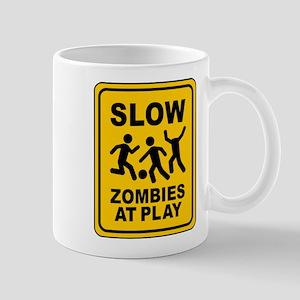 zombies at play Mug