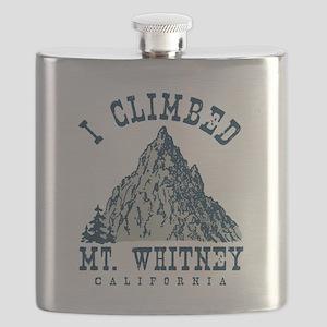 I climbed Mt. Whitney Flask