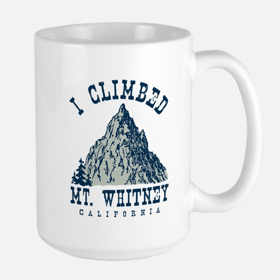 I climbed Mt. Whitney Mugs