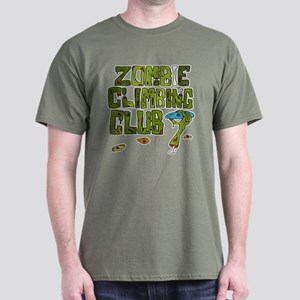 Zombie Climbing Club Dark T-Shirt