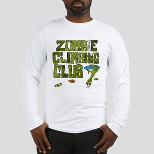 Zombie Climbing Club Long Sleeve T-Shirt