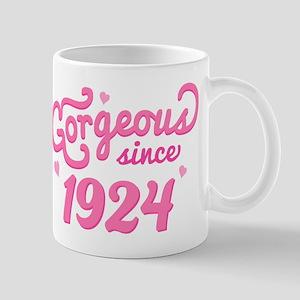 1924 Birth Year Gorgeous Mug