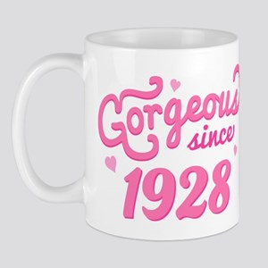 1928 Birth Year Gorgeous Mug