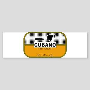 cubano3ALT Bumper Sticker