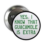 I Know Guacamole Is Extra 2.25