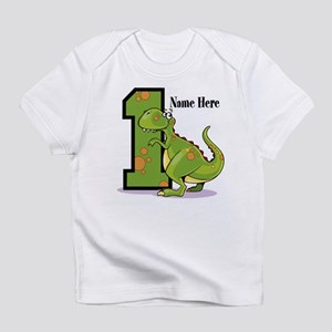 1st Birthday Dinosaur Infant T-Shirt
