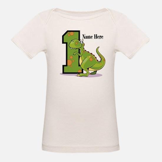 1st Birthday Dinosaur Tee